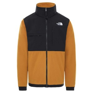Polar Drumetie Barbati The North Face Denali 2 Jkt Timber Tan (Maro)