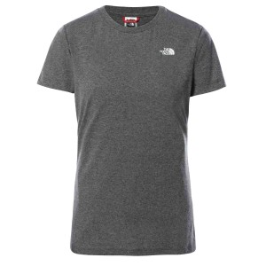 Tricou Casual Femei The North Face Graphic S/S Tee Gri