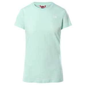 Tricou Casual Femei The North Face Graphic S/S Tee Vernil