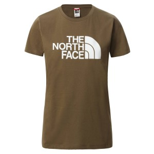 Tricou Casual Femei The North Face S/S Easy Tee Olive