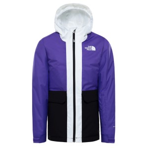 Geaca Ski Copii The North Face Girl'S Freedom Insulated Jkt Peak Purple (Mov)
