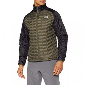 Geaca Drumetie Barbati The North Face Thermoball Sport Jkt New Taupe Green (Kaki)