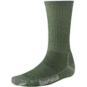 Sosete SmartWool Hike Light Crew Verde