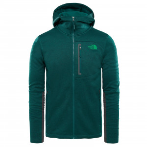 Polar Barbati The North Face Canyonlands Hoodie Verde