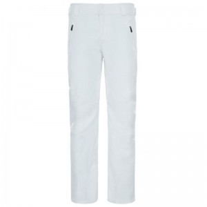 Pantaloni Schi The North Face Ravina Alb