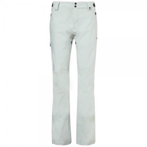 Pantaloni Ski Femei Oakley Snow Shell 15K/3L Light Grey (Gri)