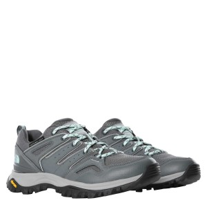 Pantofi Drumetie Femei The North Face Hedgehog Futurelight Gri
