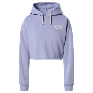 Hanorac Casual Femei The North Face Trend Crop Drop P/O Hoodie Mov