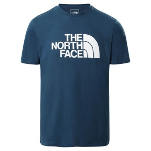 Tricou Casual Barbati The North Face FOUNDATION GRAPHIC TEE S/S Bleumarin