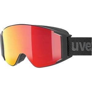 Ochelari Ski si Snowboard Unisex Uvex g.gl 3000 TOP OTG Black Mirror Red