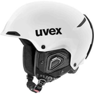 Casca Ski si Snowboard Unisex Uvex Jakk+ IAS White Mat (Alb)