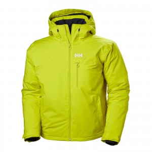Geaca Ski Barbati Helly Hansen Double Diamond Verde