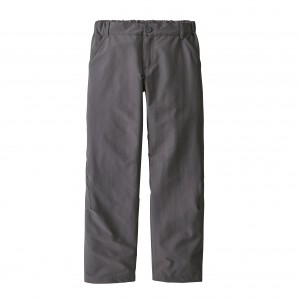 Pantaloni Hiking Patagonia Sunrise B Gri