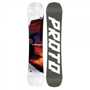 Placa Snowboard Unisex Never Summer Proto Type Two 157 Negru