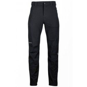 Pantaloni Barbati Hiking Marmot Scree Negru