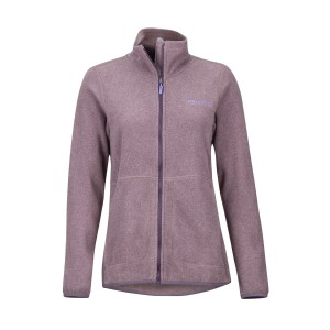 Polar Femei Hiking Marmot Pisgah Fleece Violet
