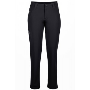 Pantaloni Marmot Scree Regular W Negru
