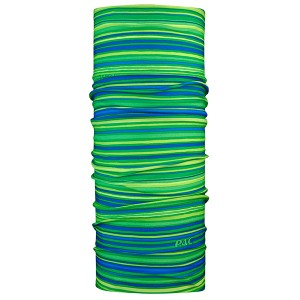 Neck Tube P.A.C. All Stripes Lime