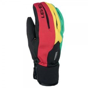 Manusi Snowboard Unisex Level Suburban Original Pk Rainbow (Multicolor)