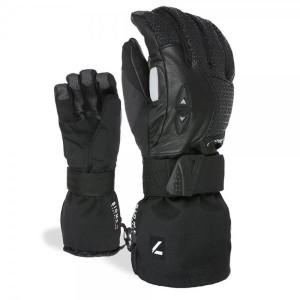 Manusi Ski Unisex Level Super Pipe Gore-Tex Black (Negru)