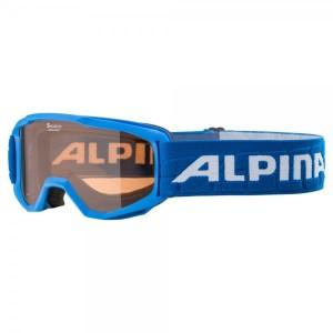Ochelari Ski Si Snowboard Copii Alpina Piney SH Blue Albastru