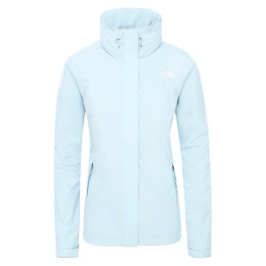 Geaca Drumetie Femei The North Face W Sangro Jacket-EU Angel Falls Blue Light Heather (Bleu)