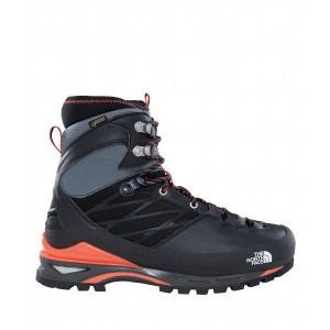 Incaltaminte Hiking The North Face Verto S4K GTX W Negru / Portocaliu