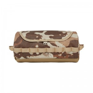 Geanta The North Face Base Camp Travel Canister - L Camo
