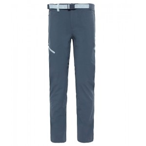 Pantaloni Femei Hiking The North Face Speedlight Gri