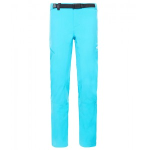Pantaloni Femei Hiking The North Face Speedlight Bleu