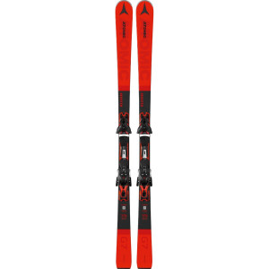 Set Skiuri Unisex Atomic REDSTER G7 + Legaturi FT 12 GW
