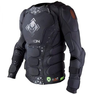Vesta protectie Ski si Snowboard Unisex Demon Flex Force X Top D3O V3 (Negru)