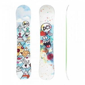 Placa Snowboard Copii DC Ply Mini 2016 Multicolor