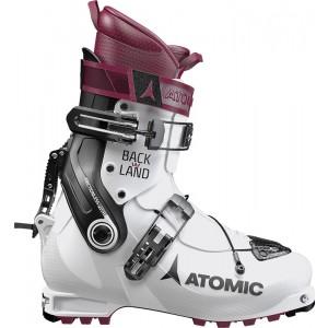 Clapari Ski Femei Atomic Backland Alb / Mov / Negru 2019