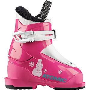 Clapari Ski Fete Atomic Hawx 1 Roz / Alb 2019