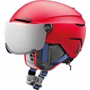 Casca Ski Copii Atomic SAVOR VISOR JR Red