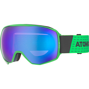 Ochelari Ski Unisex Atomic Count 360° HD Green/Grey