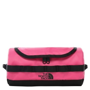 Geanta Voiaj The North Face Basecamp Travel Canister- S 3.5L Mr. Pink/Tnf Black (Roz)