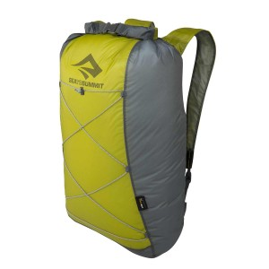 Rucsac Impermeabil Sea to Summit Ultra Sil Dry Daypack 22L Lime