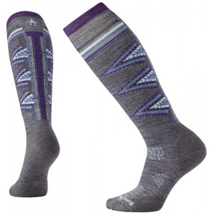 Sosete Smartwool Phd Ski Light Pattern W Gri