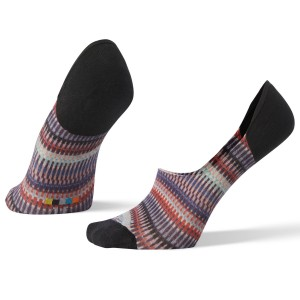 Sosete Femei Smartwool Curated Urban Stack No Show Multicolor