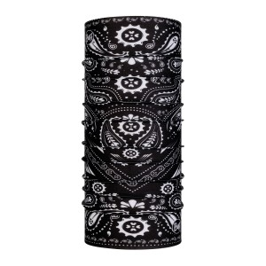 Bandana Multifunctionala Unisex Buff New Original New Cashmere Black (Negru)