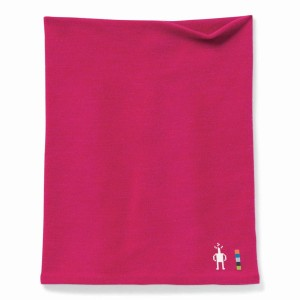 Bandana Smartwool Merino 250 Neck Gaiter Very Berry Heather (Roz)