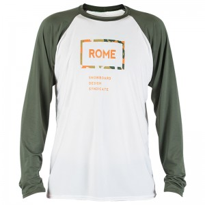 Bluza First Layer Rome Shred Crew