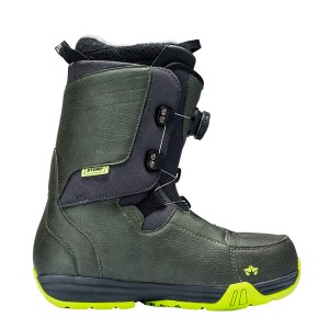 Boots Snowboard Rome Stomp 2018 Verde
