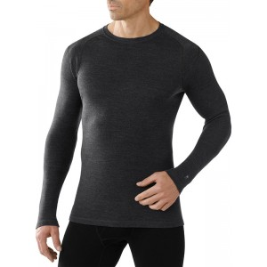 Bluza First Layer Smartwool NTS 250 Crew M Gri