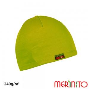 Caciula Merinito Merino + Bambus 240G K Lime