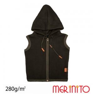 Vesta Merinito Merinos Soft Fleece K Negru