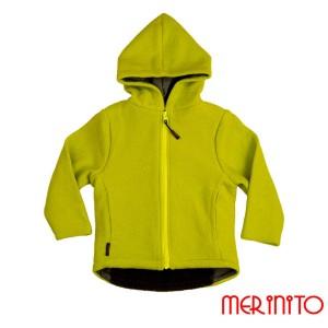Hanorac Copii Merinito Lana Fiarta Si Merino Plus Lime