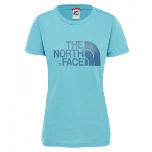 Tricou Femei The North Face Easy Bleu